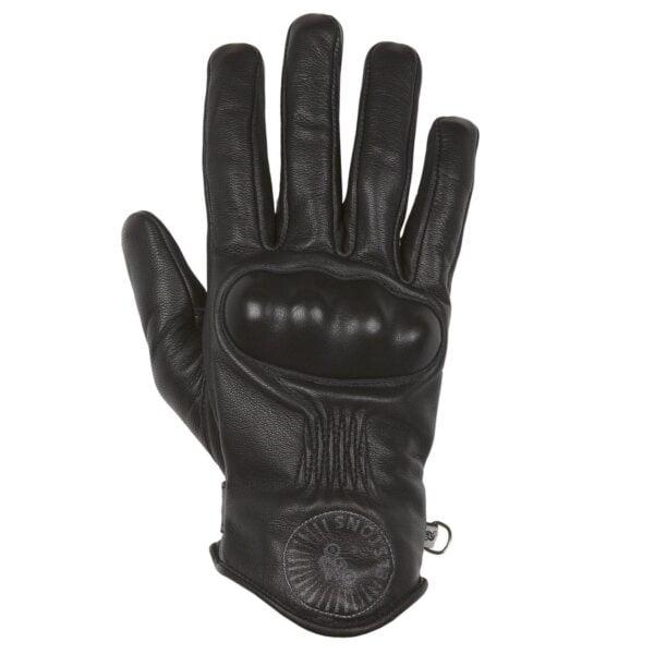 Guantes Invierno Snow Negro Helstons