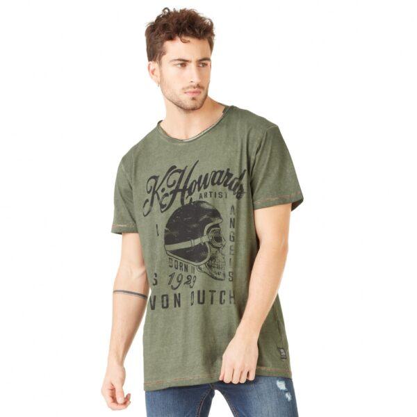 Camiseta Von Dutch cortes