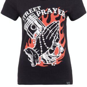Camiseta Queen Kerosin STREET PRAYER