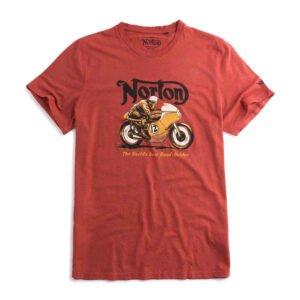 Camiseta Norton Wulf