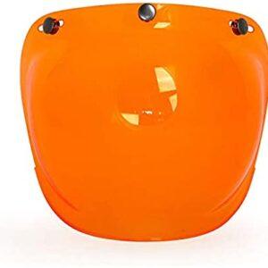 Pantalla Burbuja Naranja