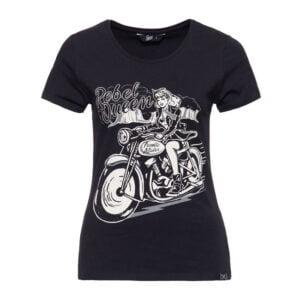 Camiseta REBEL Queen Kerosin