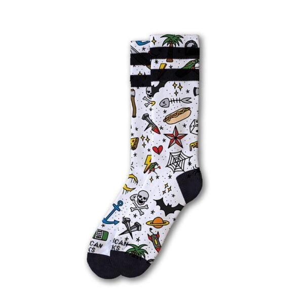 Calcetines American Socks Tatoo