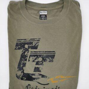 Camiseta Extra Grande Throttle Threads Le Mans