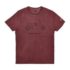 Camiseta royal enfield Dirty Duck