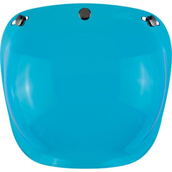 Pantalla Burbuja Azul