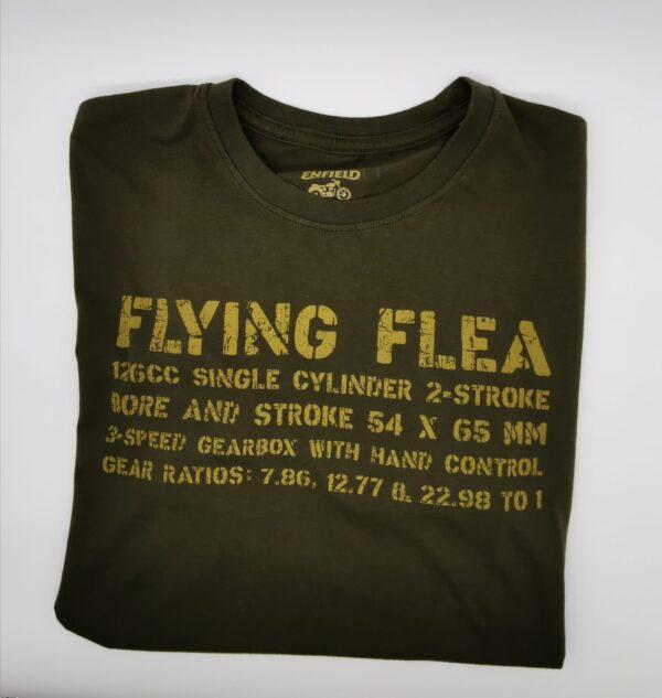 Camiseta Royal Enfield Flying Flea