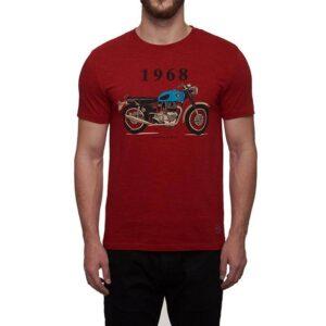 Camiseta Royal Enfield Phoenix 1968
