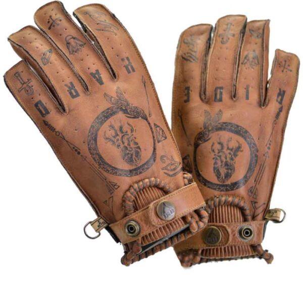 guantes moto Tatoo
