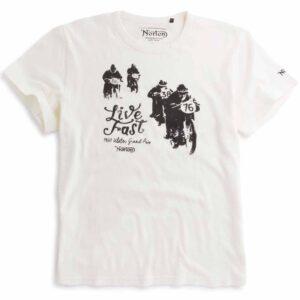 camiseta Norton Minter