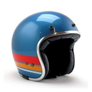 Casco Roeg Jettson Bronco Azul
