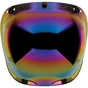 Pantalla Burbuja Espejo Multicolor Biltwell